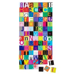 Featured Product Alphabet Magnets