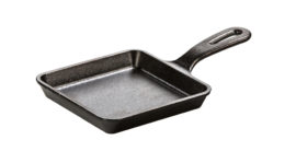 "Featured Product 5"" Square Cast Iron Skillet"