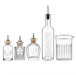 Featured Product 5-Piece Mixology Set