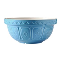 Featured Product Blue Mixing Bowl