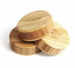 Featured Product Timber Tops Eco-Friendly Bamboo Lids