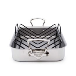 Featured Product M'cook Stainless Steel Roasting Pan
