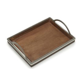 Featured Product Loria Rectangular Wooden Tray