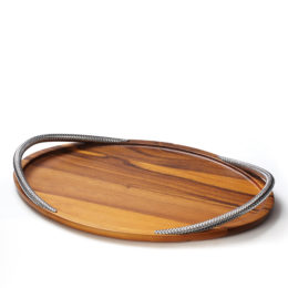 Featured Product Braid Serving Tray