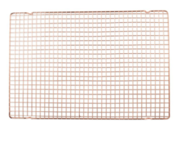 Featured Product Extra Large Copper-Plated Cooling Rack