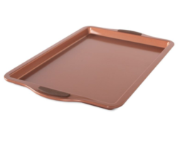"Featured Product Freshly Baked 11"" x 17"" Copper Cookie Sheet"