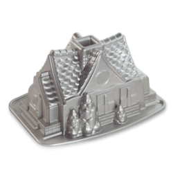 Featured Product Gingerbread House Bundt Pan