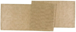 Featured Product Solid Burlap Table Runner