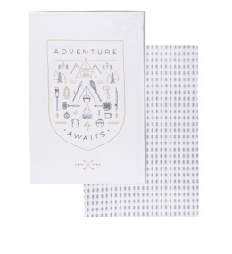 Featured Product Adventure Awaits Dishtowels