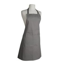 Featured Product Basic London Gray Apron