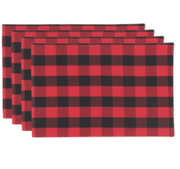 Featured Product Buffalo Check Placemats