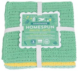 Featured Product Crocheted Dishcloths