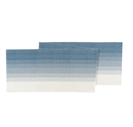 Featured Product Ombre Table Runner, Indigo