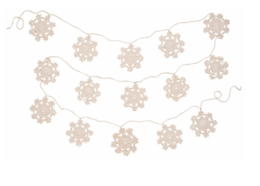 Featured Product Snowflake Garland