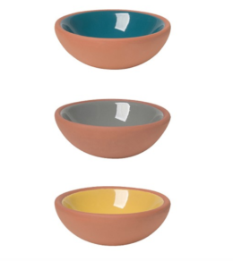 Featured Product Terracotta Pinch Bowls