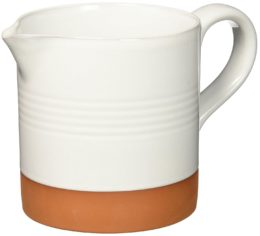 Featured Product Glazed Terracotta Pitcher