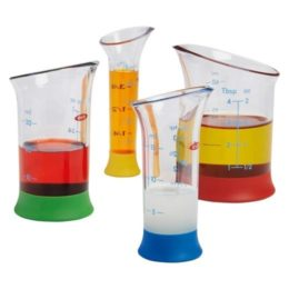 Featured Product Mini Measuring Beakers