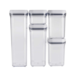 Featured Product 5-Piece POP Container Set