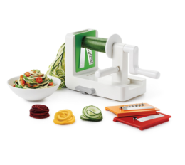 Featured Product Good Grips 3-Blade Tabletop Spiralizer