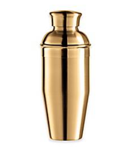 Featured Product Gold Stainless Steel Cocktail Shaker