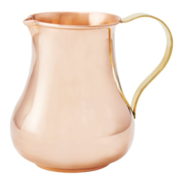 Featured Product Solid Copper Pitcher