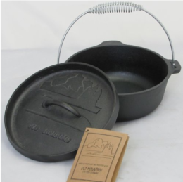 Featured Product 2-Quart Dutch Oven