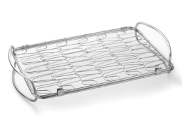 Featured Product Stainless Steel Flex Grill Basket