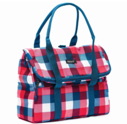 Featured Product Freezable Picnic Tote, Buffalo Check