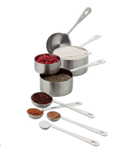 Featured Product Measuring Cup and Spoon Set