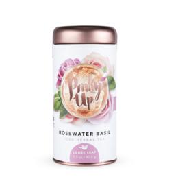 Featured Product Rosewater Basil Loose Leaf Tea