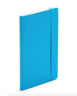 Featured Product Pool Blue Medium Soft Cover Notebook