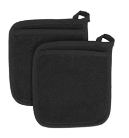 Featured Product Royale Solid Terry Pocket Mitt, 2-Pack