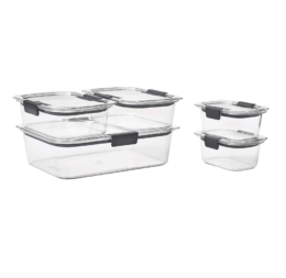 Featured Product Brilliance Food Storage Container