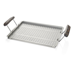 Featured Product BBQ Grab and Grill Flat Grill Tray