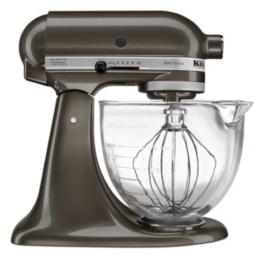 Featured Product Truffle Dust Artisan® Design Series 5-Quart Tilt-Head Stand Mixer