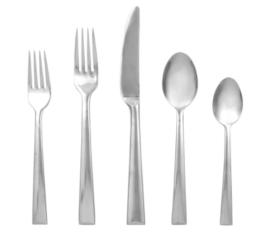Featured Product Continental Dining 5-piece Flatware Place Setting
