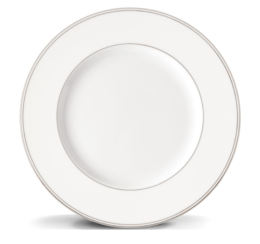 "Featured Product Federal Platinum 10.75"" Dinner Plate"