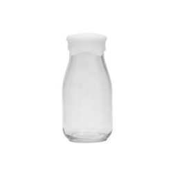 Featured Product Milk Bottle with Silicone Lid