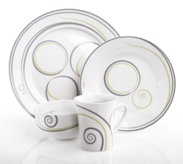 Featured Product Portion Control Dinnerware