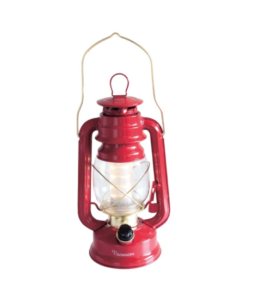 Featured Product Vacances Standard Big LED Lantern Red