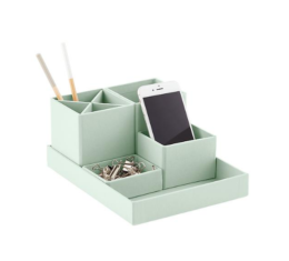 Featured Product Mint Stockholm Desktop Organizer