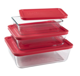 Featured Product Simply Store 6-pc Rectangular Set