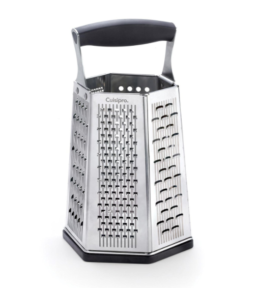 Featured Product 6-Sided Box Grater