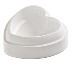 Featured Product Amore Heart-Shape Silicone Freezing and Baking Mold