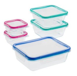 Featured Product Total Solution™ Pyrex® Glass Food Storage 10-pc Set