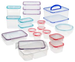Featured Product 38-Piece Airtight Storage Tote Set