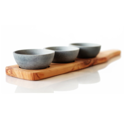 Featured Product Condiment Trio