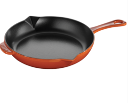 "Featured Product Cast Iron 12"" Fry Pan"