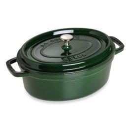 Featured Product 7-Quart Basil Oval Dutch Oven
