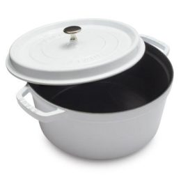 Featured Product White Cocotte